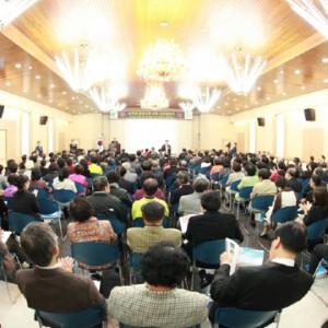 忠北道庁特別安保講演会 (1)