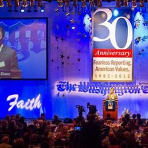 文亨進師 ワシントンタイムズ30周年記念祝典