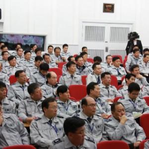 警察学校での講演 (3)
