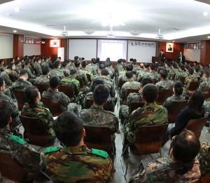 第5軍団での講演 (4)