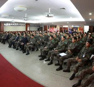 第5軍団での講演 (5)