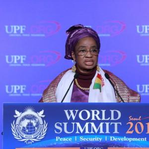 世界平和サミット2013開会式 (3)