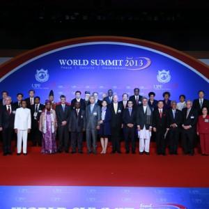 世界平和サミット2013開会式 (4)