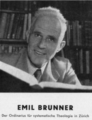 Emil Brunner5