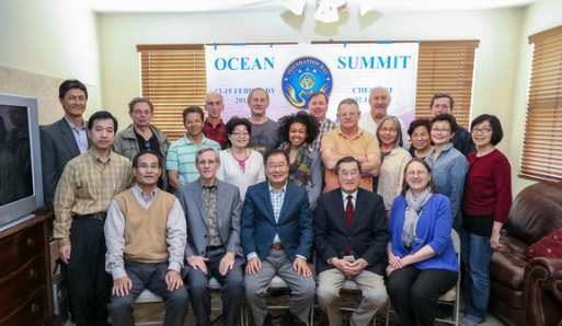Ocean Providence Rolls Out Plans for 2015 at Las Vegas Summit » FFWPU USA