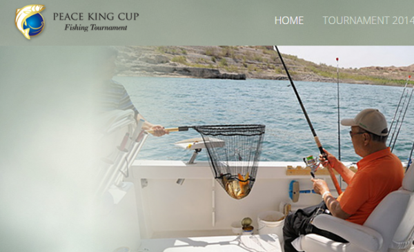 Peace King Cup Fishing Tournament
